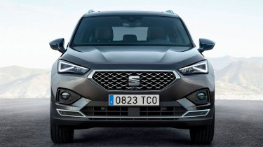 SEAT Tarraco 2019 frontal