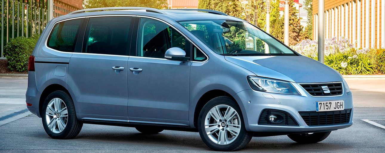SEAT Alhambra 2019 Nuevas Características