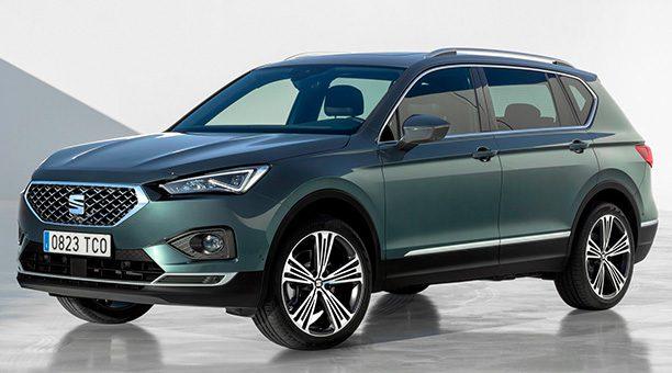 SEAT Tarraco 2019 diseño exterior