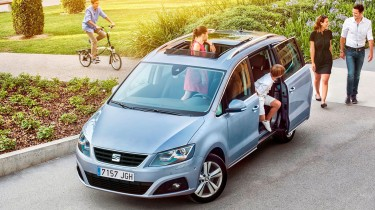 SEAT Alhambra 2019 techo panoramico